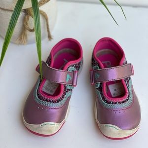 Plae🍁🍂Mary Jane toddler Sz 8